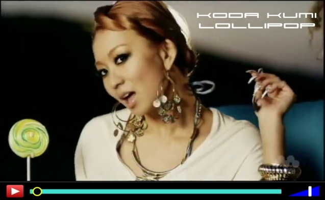 Koda Kumi - Lollipop -  Full Video - HD