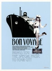 Koda Kumi Bon Voyage [Pamphlet] 027