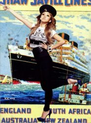 Koda Kumi Bon Voyage [Pamphlet] 09