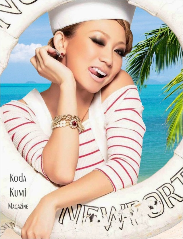 Koda Kumi Bon Voyage only for fans