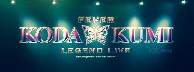Fever Koda Kumi Legend Live KKmag