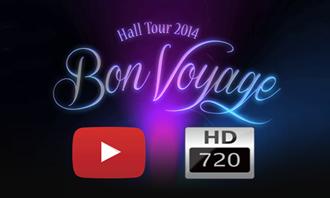 倖田來未 Hall Tour 2014 ~Bon Voyage~