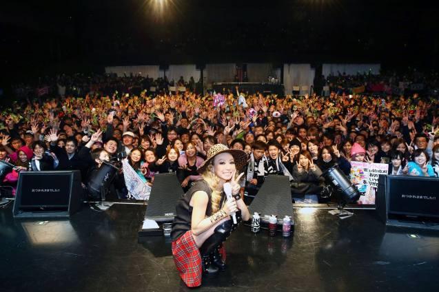 Koda Kumi 15th Anniversary Live_3