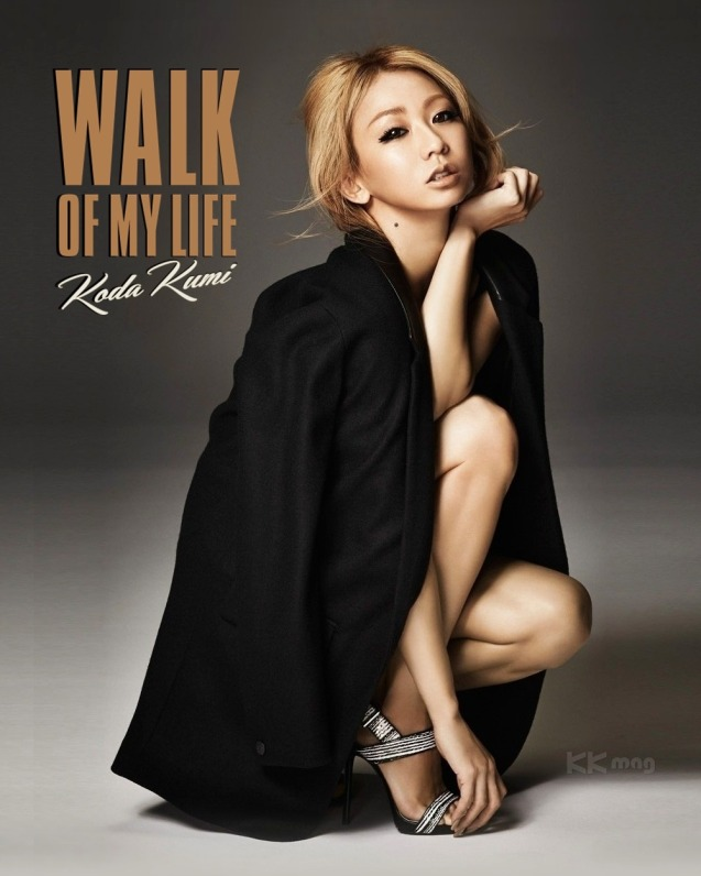 """Koda Kumi - WALK OF MY LIFE -  KK mag 1"" ""WALK OF MY LIFE""  on the 12th studio album by Koda Kumi.  Artist: Koda Kumi (倖田 來未)  Song: WALK OF MY LIFE  Genre: Ballad, Pop Release date: March 18, 2015 ; ""Download"""