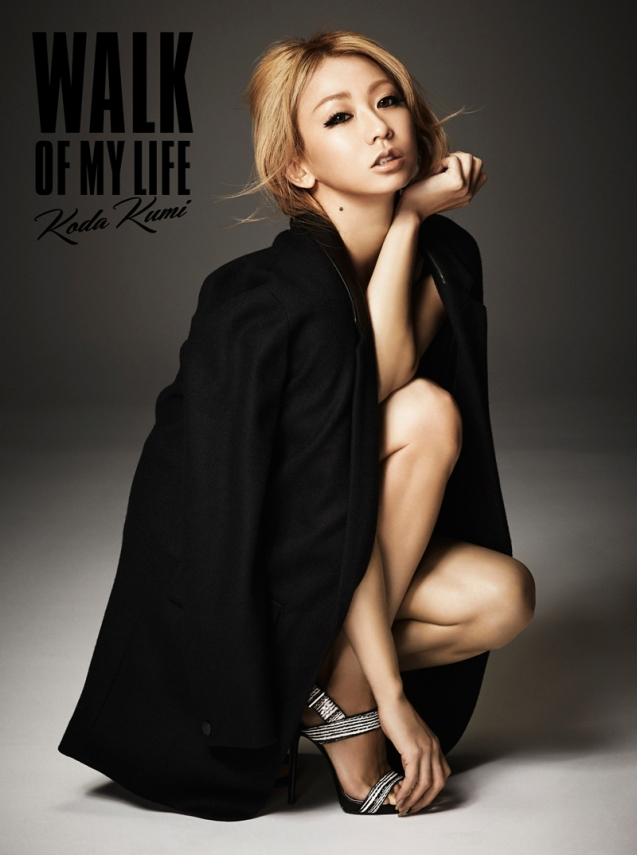 Koda Kumi - WALK OF MY LIFE_cddvd