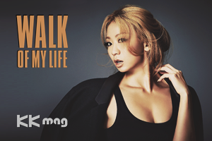 """Koda Kumi WALK OF MY LIFE – KK mag Edition_MUSIC CARD A"" ""WALK OF MY LIFE"" on the 12th studio album by Koda Kumi. Artist: Koda Kumi (倖田 來未) Song: WALK OF MY LIFE Genre: Ballad, Pop Release date: March 18, 2015; ""Download"""