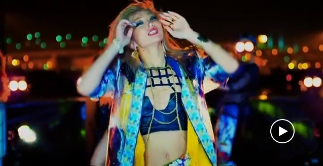 Koda Kumi – MONEY IN MY BAG – MV